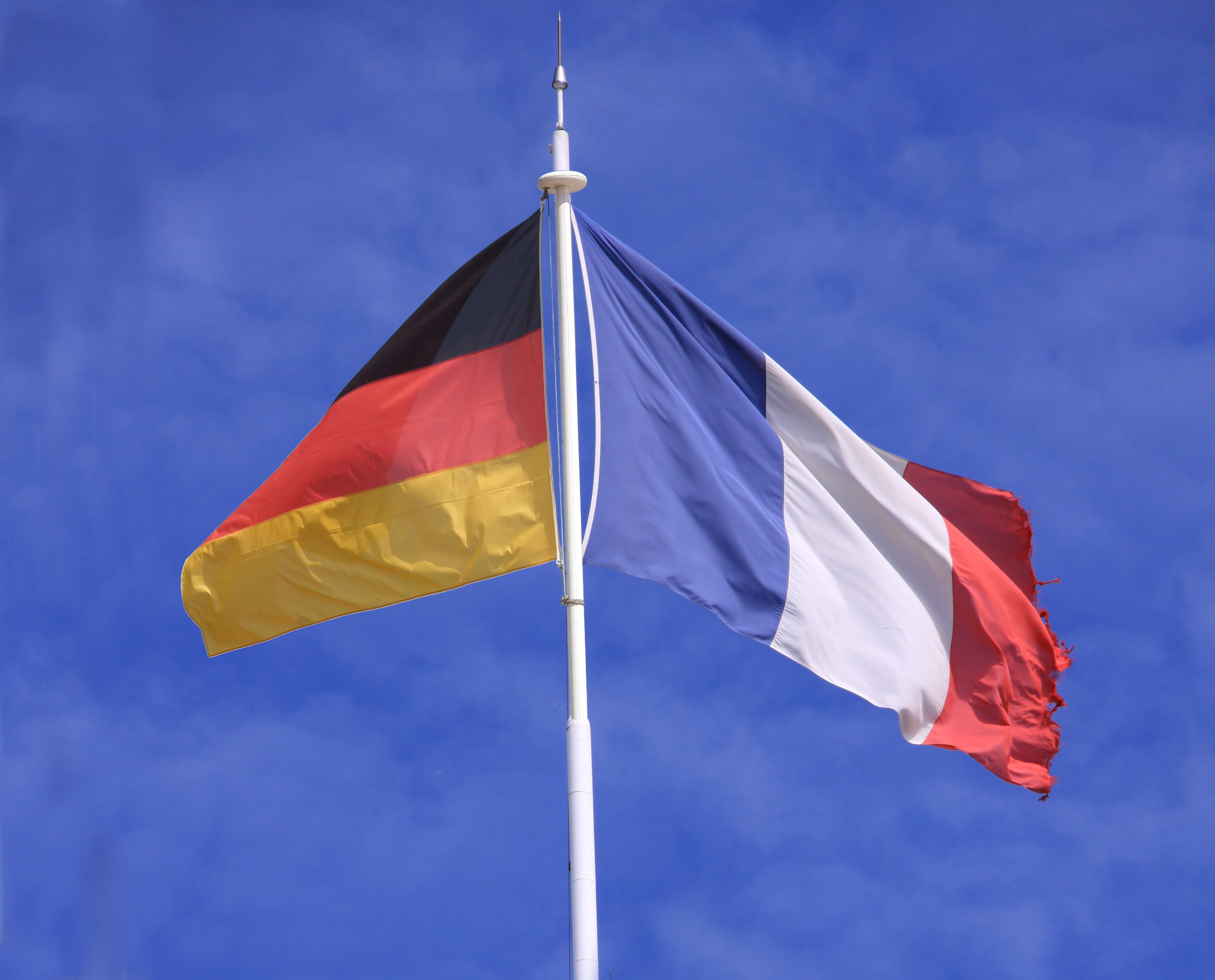 Rencontre franco allemande paris