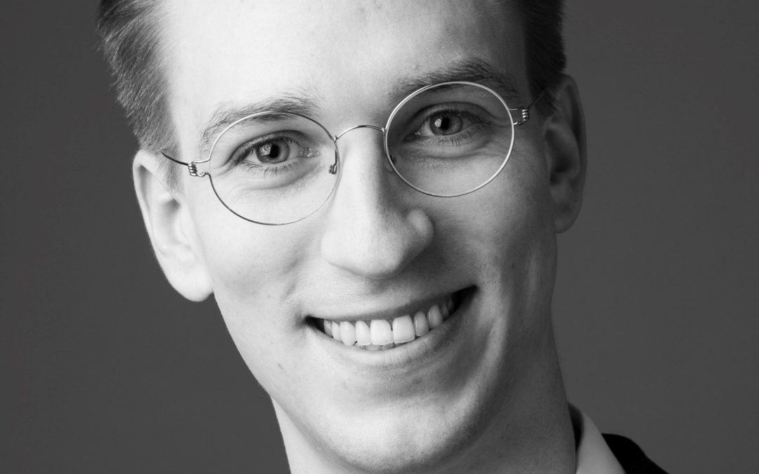 Bourse d'excellence attribuée à Felix SCHUBERT par GraduSaar